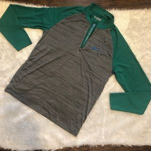 Other - Brand new green and grey levelwear